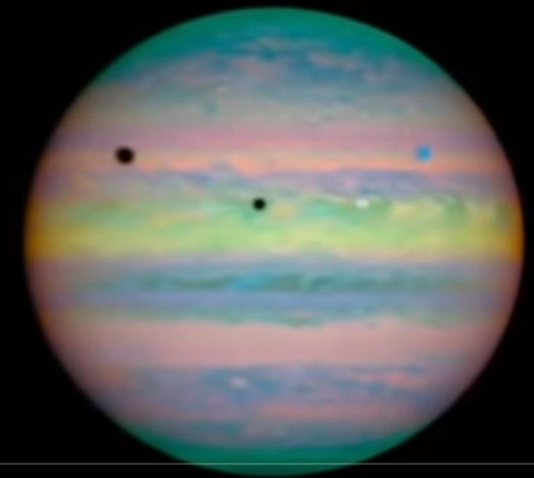 木星は降り立つ事が出来ない不思議な惑星
