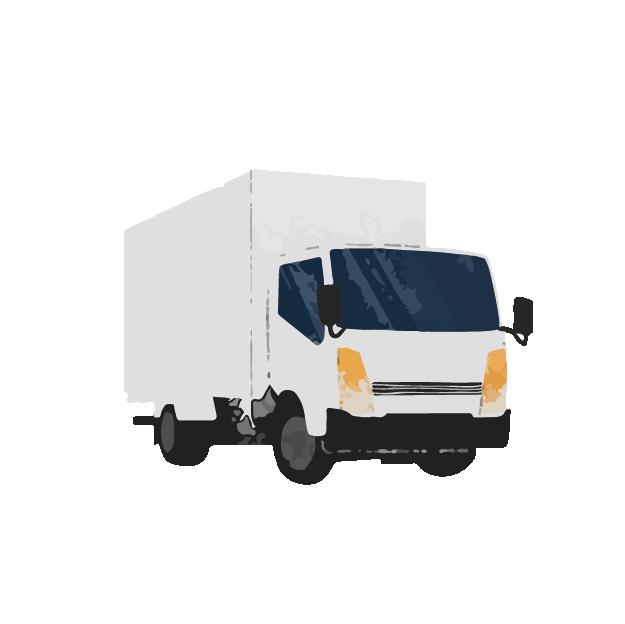 トラック運転手のメリットとデメリット